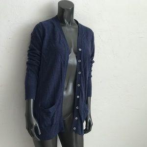 Brooks Brothers 346 Sweater Cardigan Tunic length
